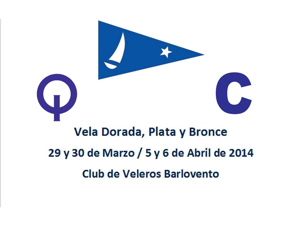 Vela Dorada Optimist y Cadet